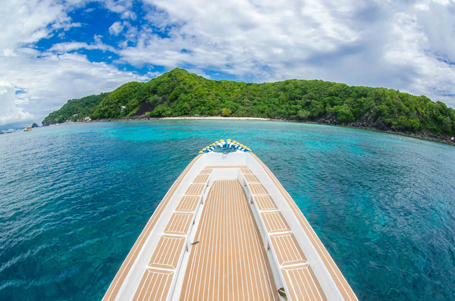 Philippines Diving liveaboard Boat