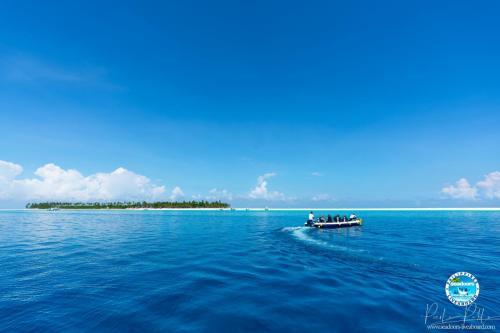 Seadoors dive departure